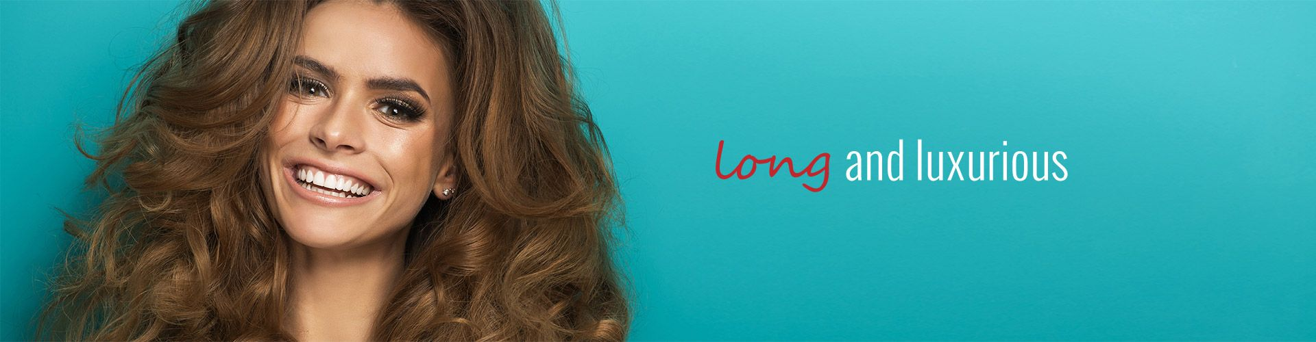 long and luxurious | girl with long brown hair